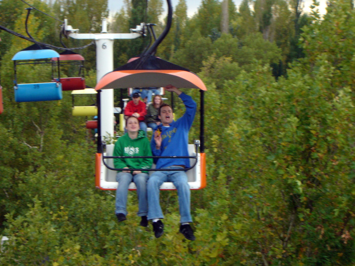 1) Farmington: Best Utah Place for Shoppers and Thrill Seekers