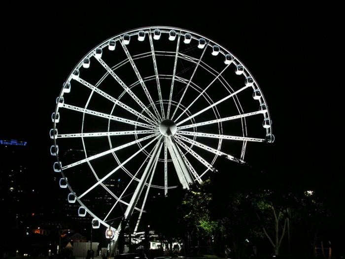 6. Ferris Wheel