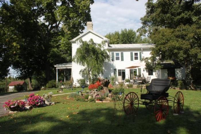 9. First Farm Inn