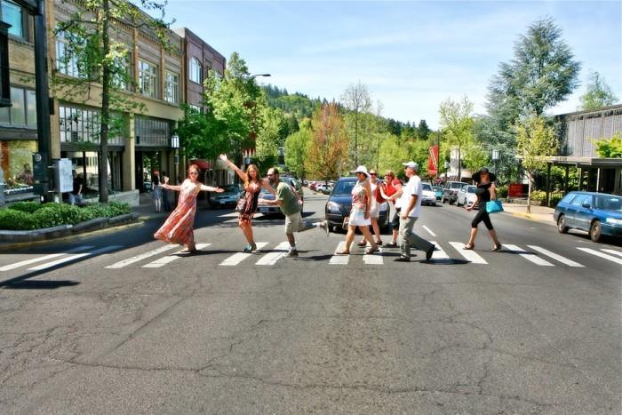 7) First Friday Art Walk, Ashland