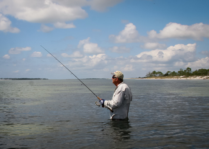 9) It's ALSO completely illegal to fish off of another person's fishing hook.