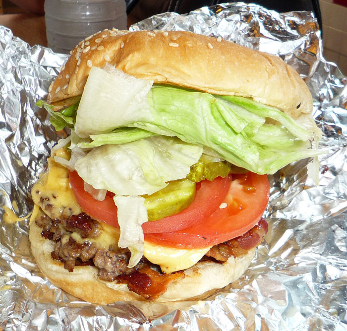 13. The first Five Guys Burgers and Fries opened in Arlington County in 1986.