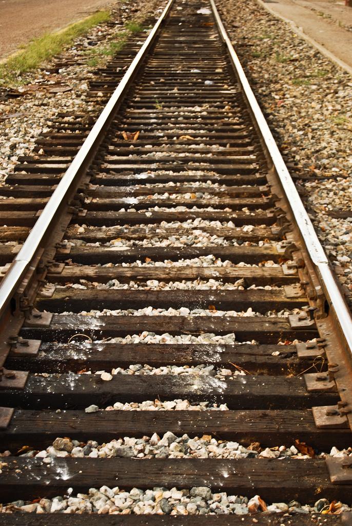 9) Forbing, Louisiana Railroad Tracks