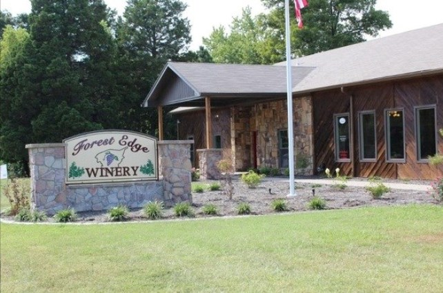9. Forest Edge Winery