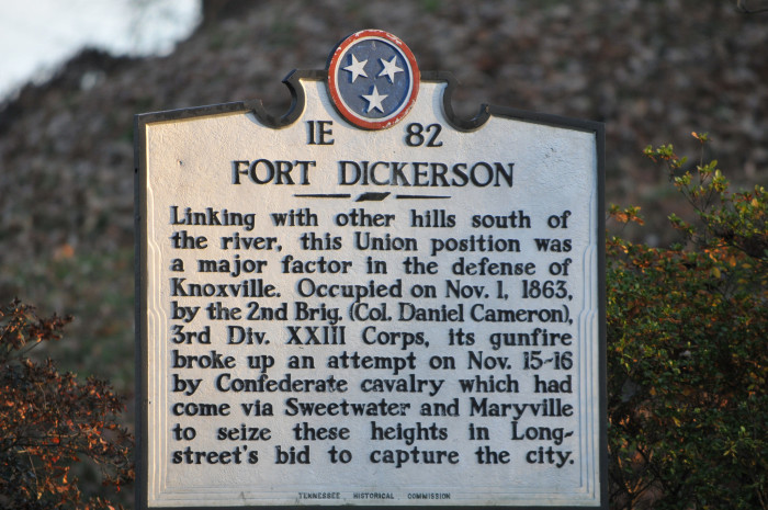 Fort Dickerson - Knoxville