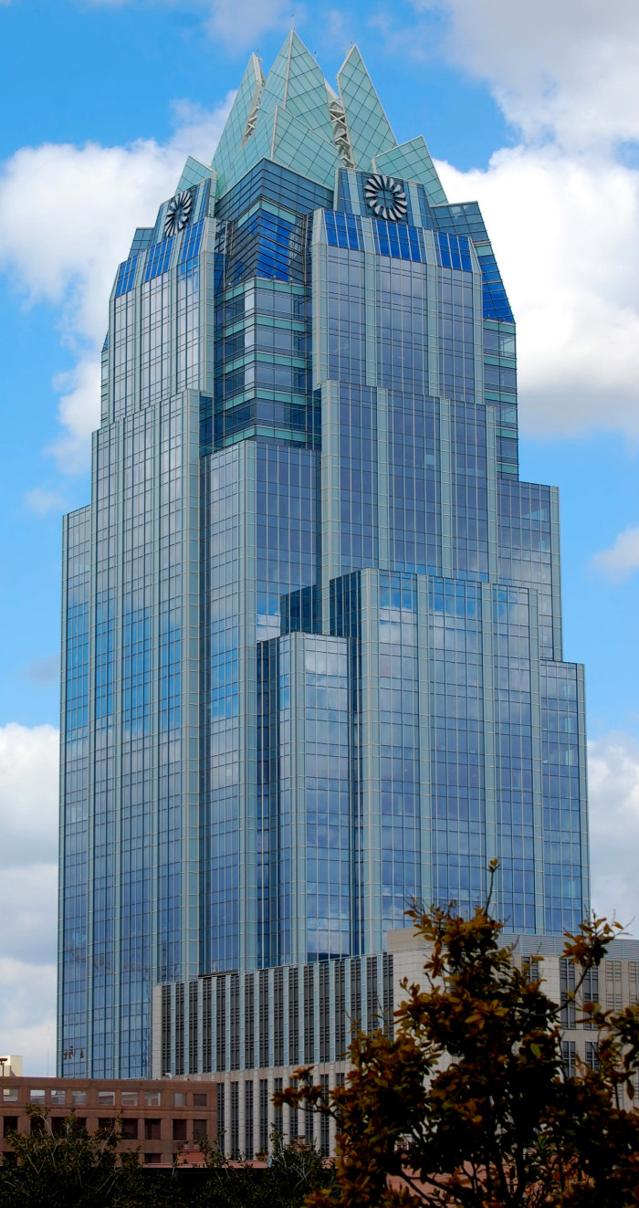 8) Frost Bank Tower (Austin)