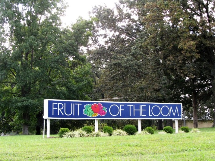 6. Fruit of the Loom