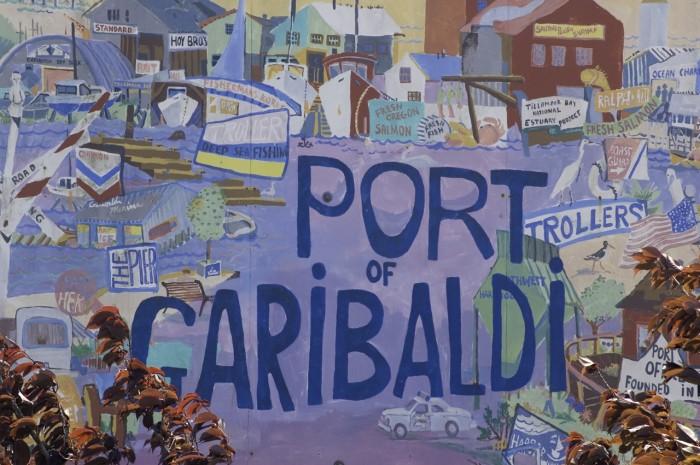 10) Garibaldi, OR