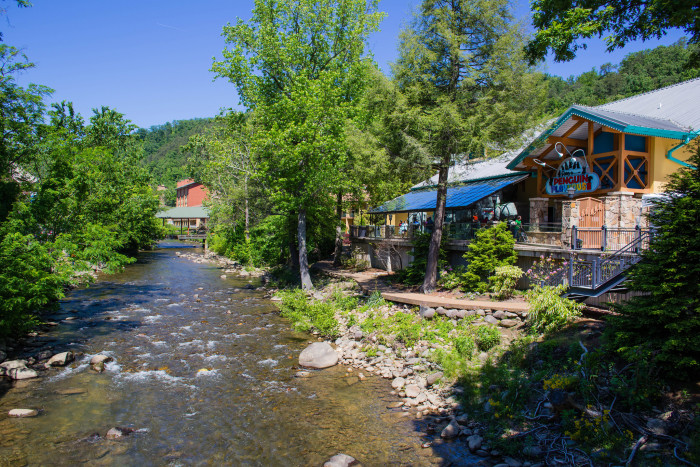 7) Gatlinburg