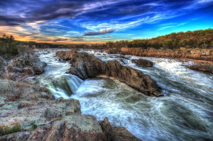 3. Great Falls National Park, McLean