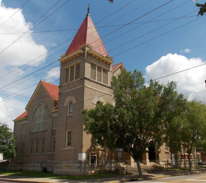 7) Greater New Hope Missionary Baptist Church, Alexandria, LA