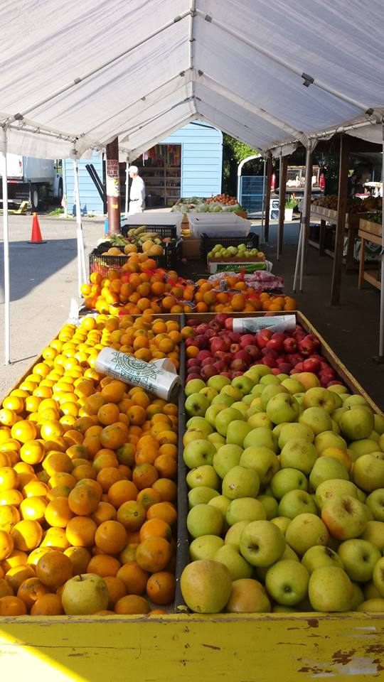 Happy's produce