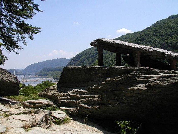 5. Harpers Ferry National Historical Park