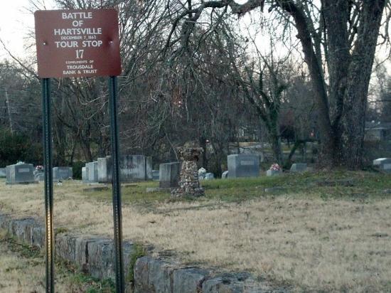 Hartsville Battlefield Park