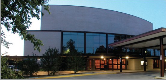 8) Heymann Performing Arts Center, Lafayette, LA