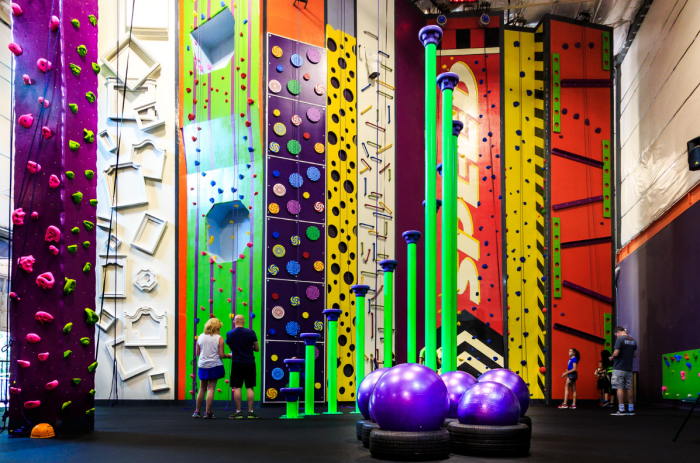 7. Get fit and have fun in air-conditioned comfort.