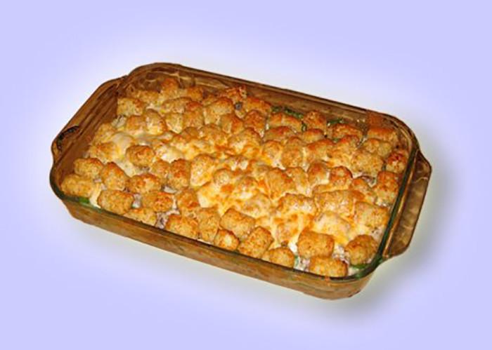 10. It's called hotdish, not casserole, and it's fantastic.