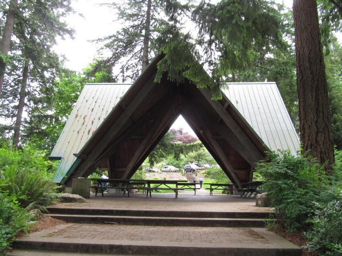 6) Hoyt Arboretum, Portland