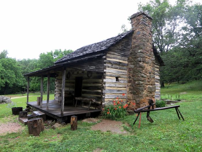 4. Farmhouse at Humpback Rock Farm, Nelson County