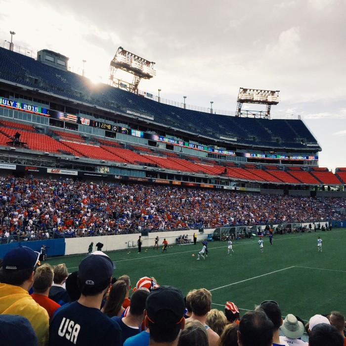 2) Nissan Stadium - Nashville
