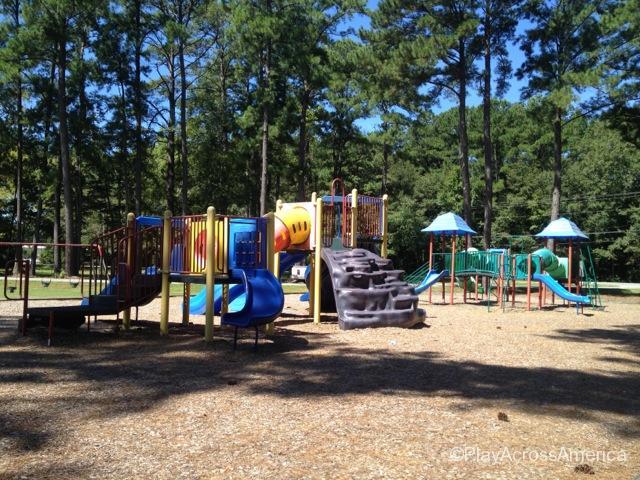 4) Pooler Recreation Park - 900 S Rogers St, Pooler, GA 31322