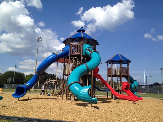 1) North Glenn Recreation Complex - 622 Harry Driggers Blvd. Brunswick, GA  31520
