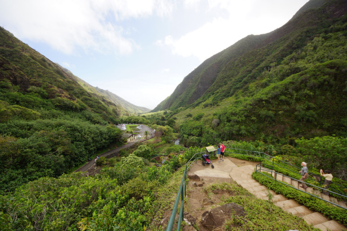 4) Iao Valley State Monument, Maui