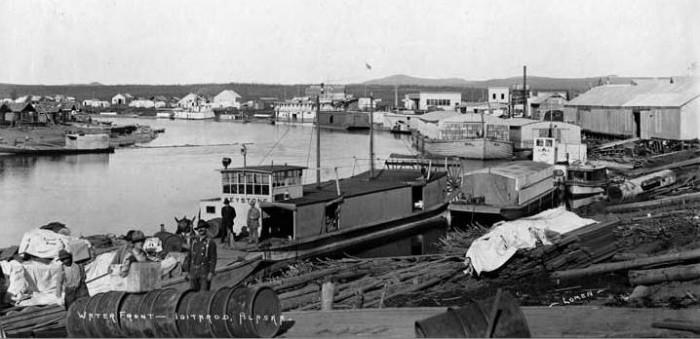 6) Iditarod
