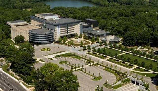 7. Indianapolis Museum of Art
