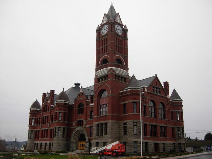 8. Jefferson County Courthouse