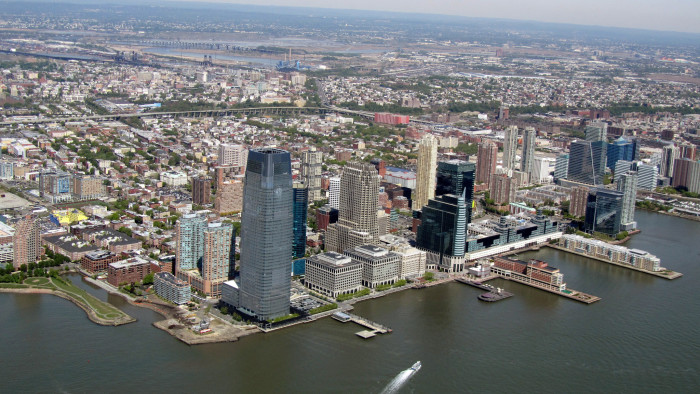 2. Downtown Jersey City