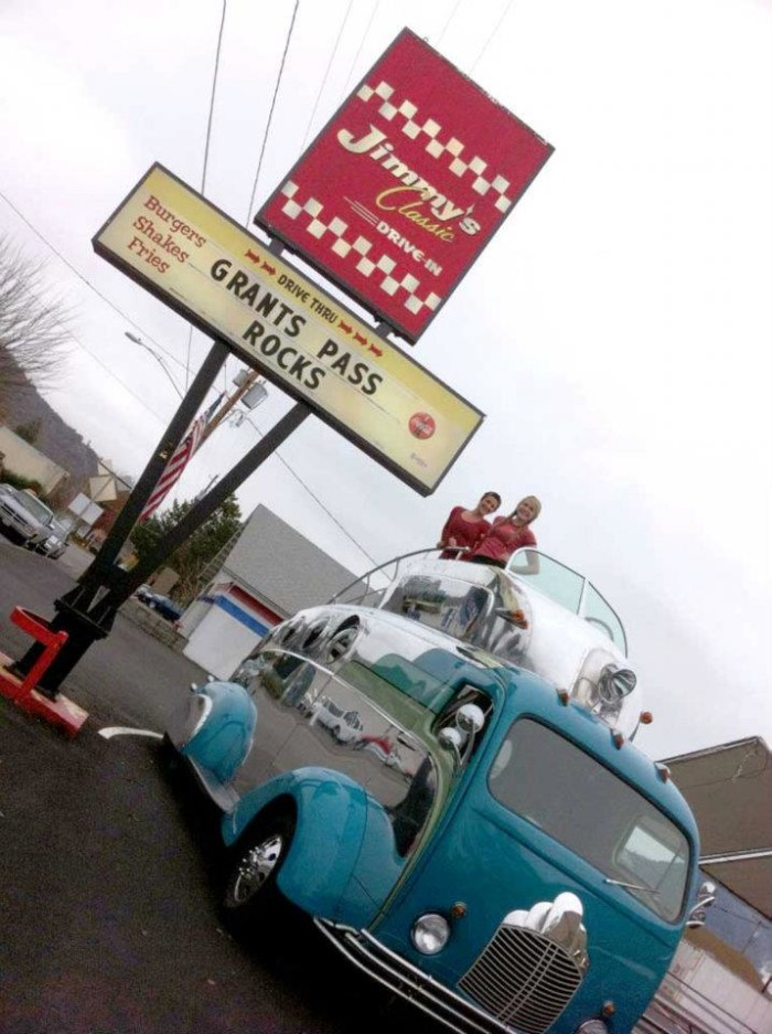 9) Jimmy's Classic Drive-In, Grants Pass