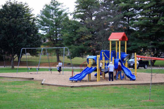7) John Sevier Park - Sevierville
