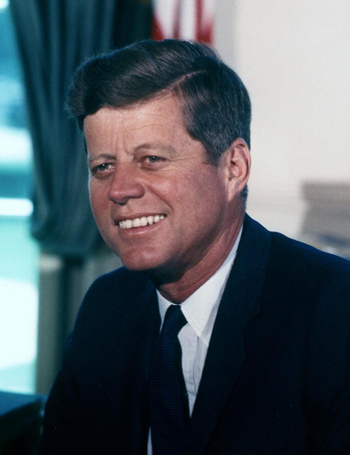3) When President John F Kennedy was assassinated in Dallas in 1963.