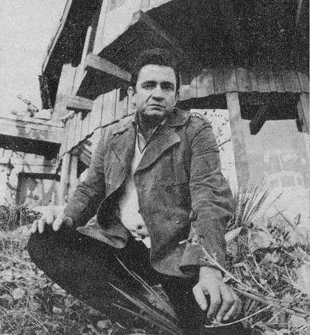 2) Johnny Cash