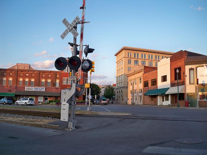 1) Johnson City