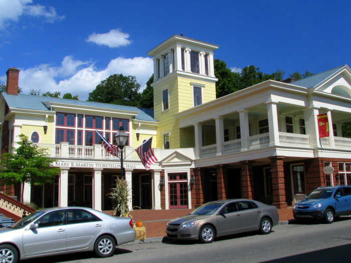 6) Jonesborough