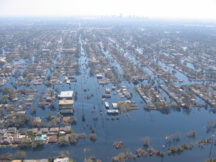 11) New Orleans After Katrina