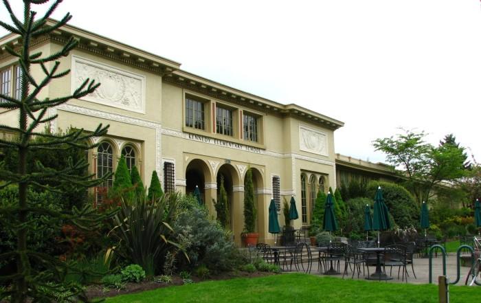 5) Kennedy School, Portland
