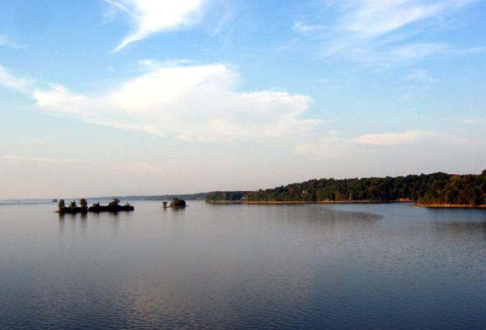 5. Kentucky Lake
