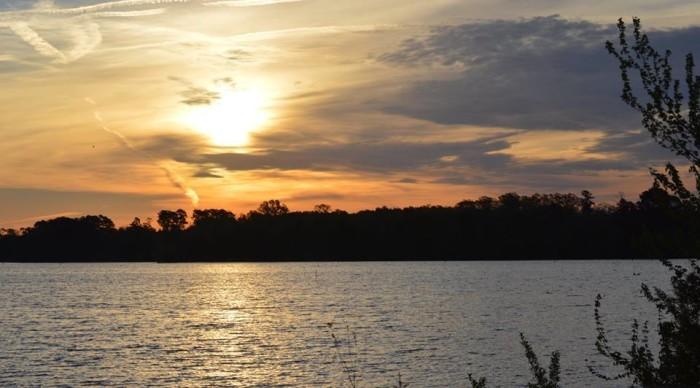 12) Kepler Lake