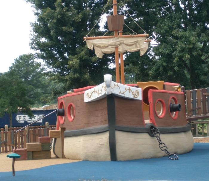 Kidsville Mid County Park 2
