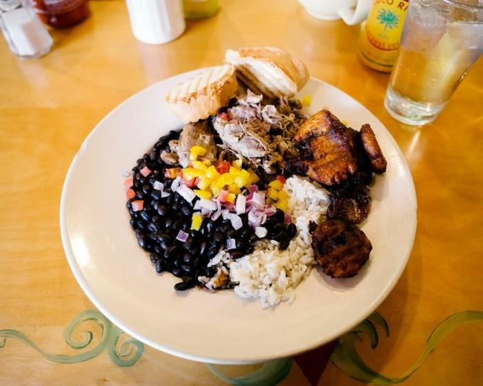 Kuba Kuba food