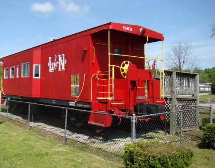 5. Louisville & Nashville Rail Road