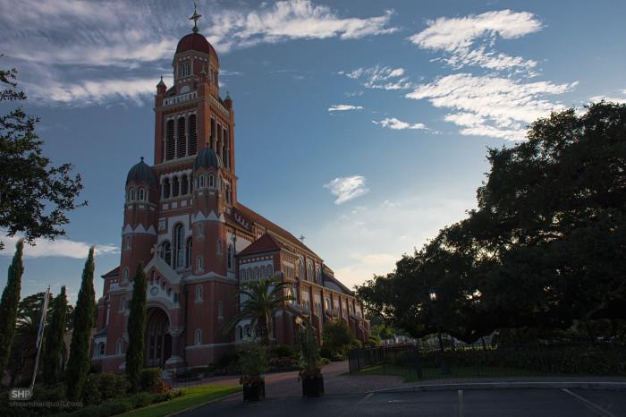 15) St. John the Evangelist Catholic Church, Lafayette, LA