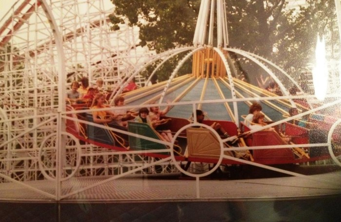 11. Unless you lived in Salem…then it was all about Lakeside Amusement Park.