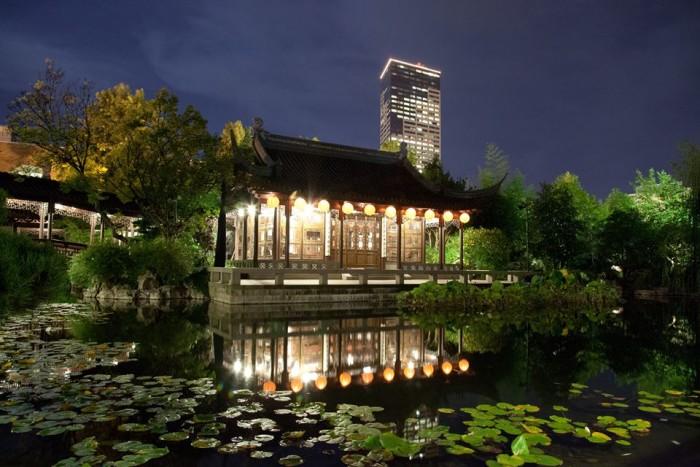8) Lan Su Chinese Garden, Portland