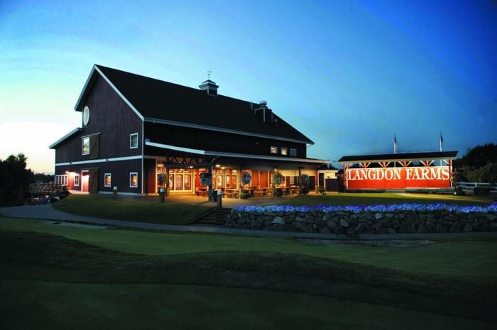 7) Langdon Farms Golf Club, Aurora