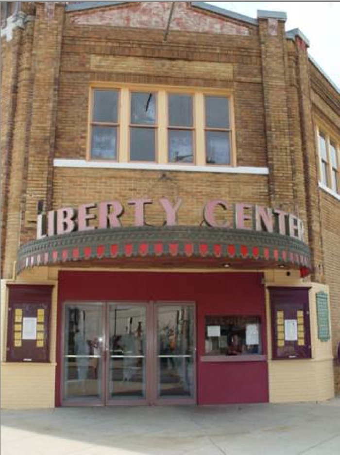 1) Liberty Center, Eunice, LA