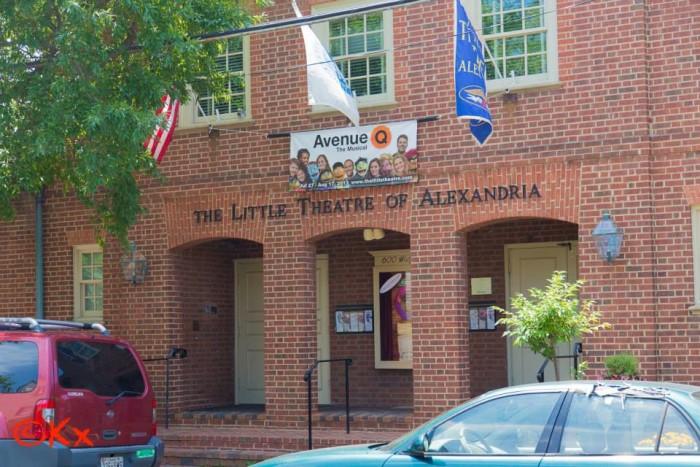 11. The Little Theatre of Alexandria, Alexandria